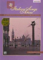 Boek cover 26 Italian Songs and Arias van John Glenn Paton