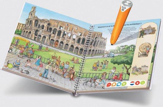tiptoi® boek Op reis door Europa