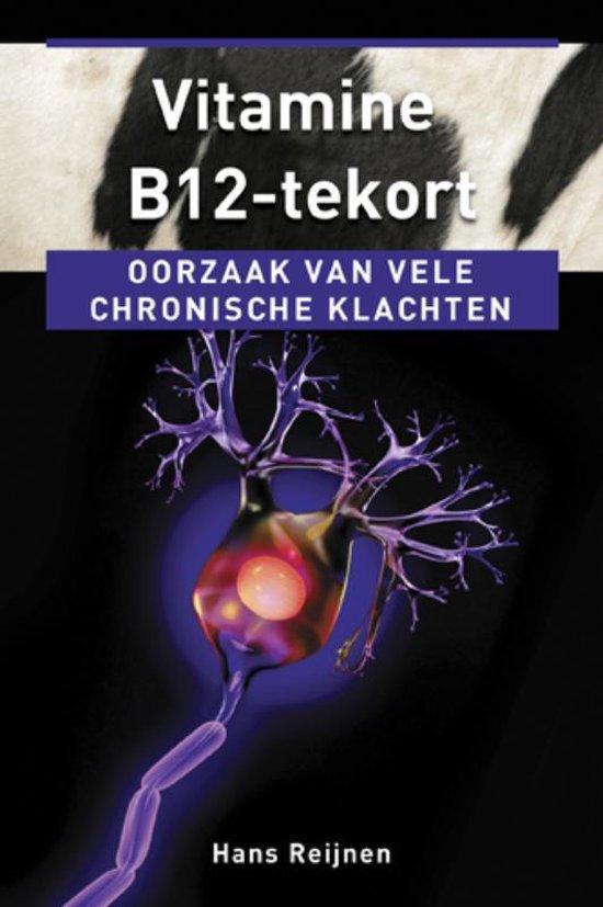 Ankertjes 346 - Vitamine B12-tekort - Hans Reijnen |