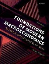 Boek cover Foundations of Modern Macroeconomics van Ben J. Heijdra