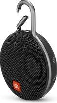 JBL Clip 3 Zwart - Bluetooth Mini Speaker