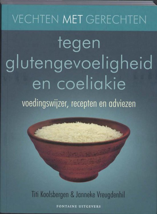 Vechten met gerechten tegen glutengevoeligheid en coeliakie - Janneke Vreugdenhil | Readingchampions.org.uk