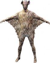 Halloween Originele morphsuit vleermuis M (145-160 cm)