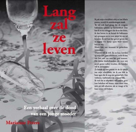 Lang Zal Ze Leven - Marianne Peters pdf epub