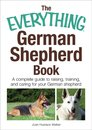 Everything German Shepherd Book