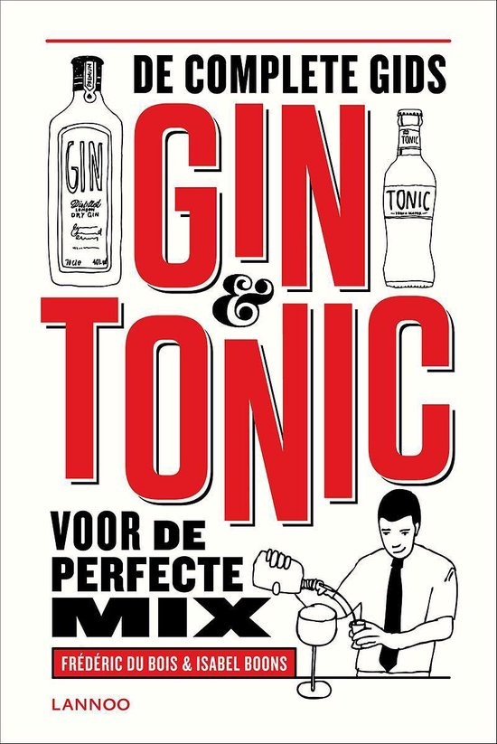 Gin & tonic - Isabel Boons |
