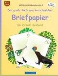 Brockhausen Bastelbuch Band 3 - Das Groe Buch Zum Ausschneiden