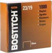 Bostitch nietjes 23-19-1M 19 mm verzinkt voor 00540