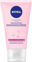 NIVEA Essentials Verzachtende Reinigingscrème - Gezichtsreiniger - 150 ml