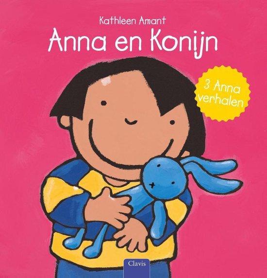 Anna en konijn - Kathleen Amant   Fthsonline.com