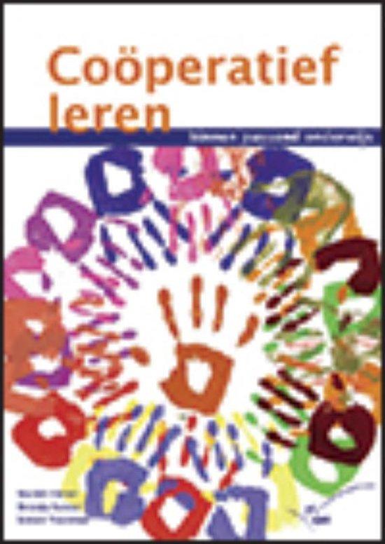 Cooperatief leren binnen passend onderwijs - Mariet Forrer |