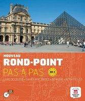 Nouveau Rond-Point pas à pas B1.1 livre de l'élève + cahier exercices + cd