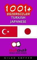 1001+ Exercises Turkish - Japanese