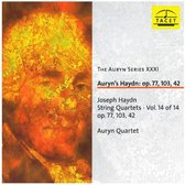 The Auryn Series - Xxx: Haydn Op. 77, 103, 42
