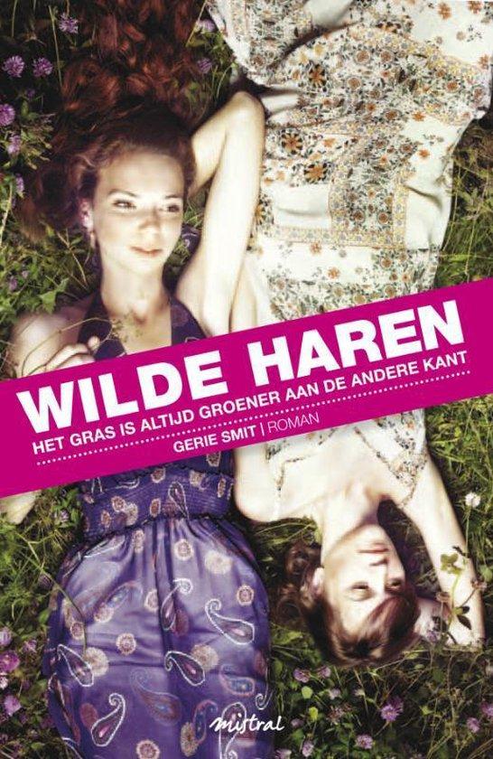 Boek cover Wilde haren van Gerie Smit (Paperback)