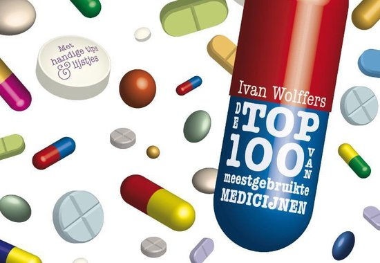 De top 100 van meestgebruikte medicijnen - dwarsligger (compact formaat)