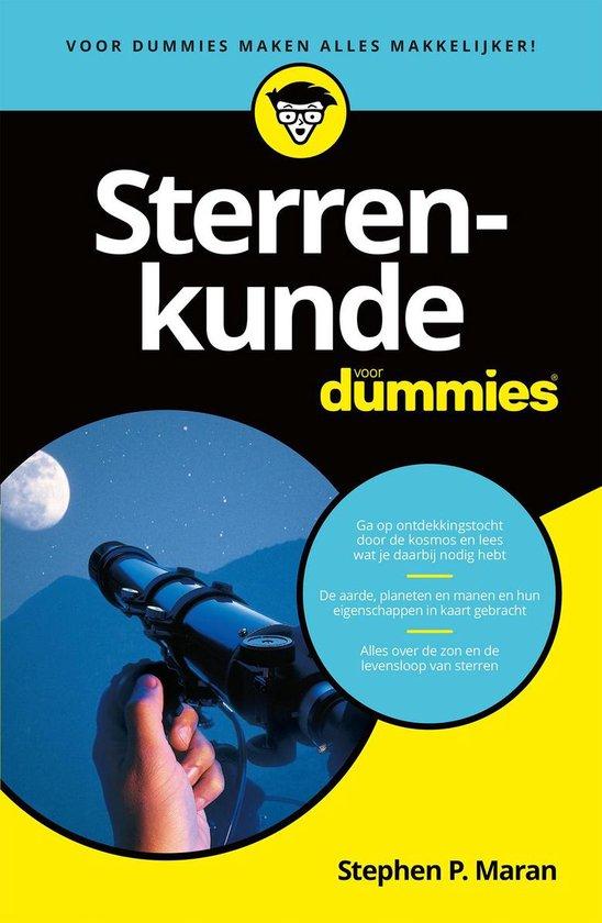 Voor Dummies  -   Sterrenkunde voor dummies