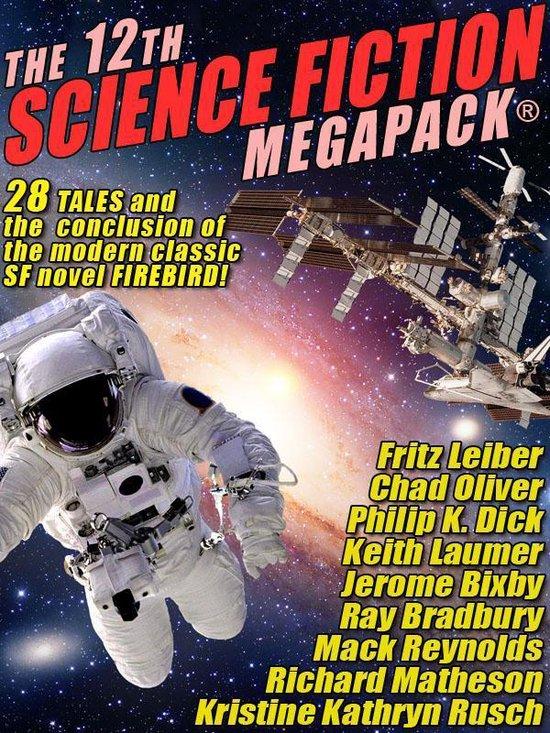 Boek cover The 12th Science Fiction MEGAPACK® van Kristine Kathryn Rusch (Onbekend)