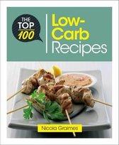 Omslag The Top 100 Low-Carb Recipes