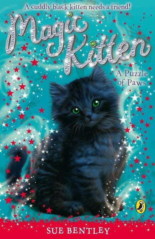 Boek cover Magic Kitten: A Puzzle of Paws van Sue Bentley (Onbekend)