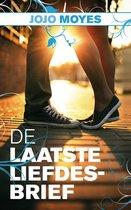 Boekomslag van 'De laatste liefdesbrief'