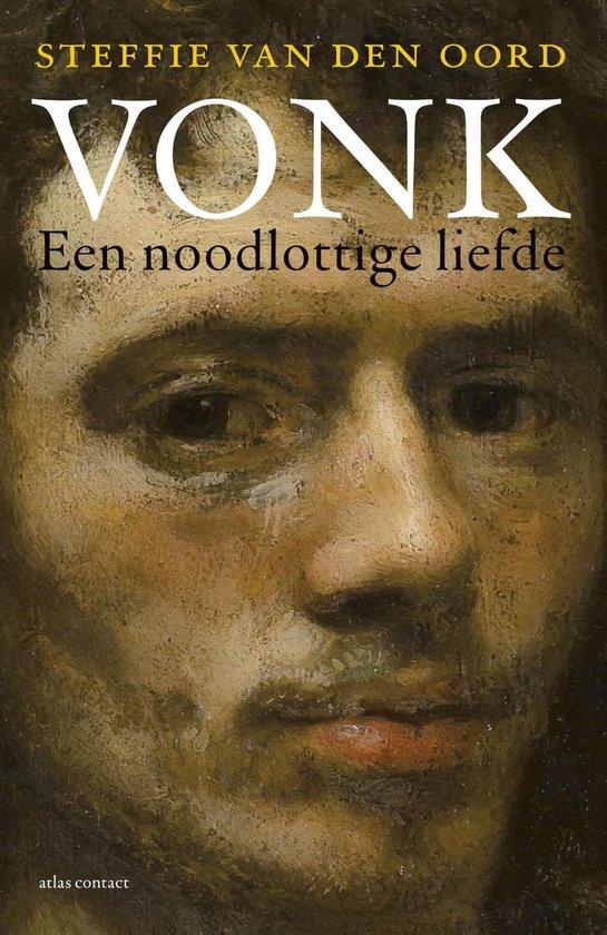 Boek cover Vonk van Steffie van den Oord (Onbekend)
