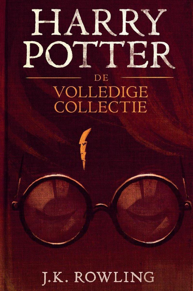 Bol Com Harry Potter De Volledige Collectie 1 7 Ebook J K Rowling 9781781106495 Boeken