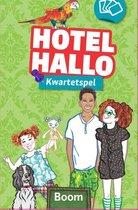 Afbeelding van Hotel Hallo kwartetspel