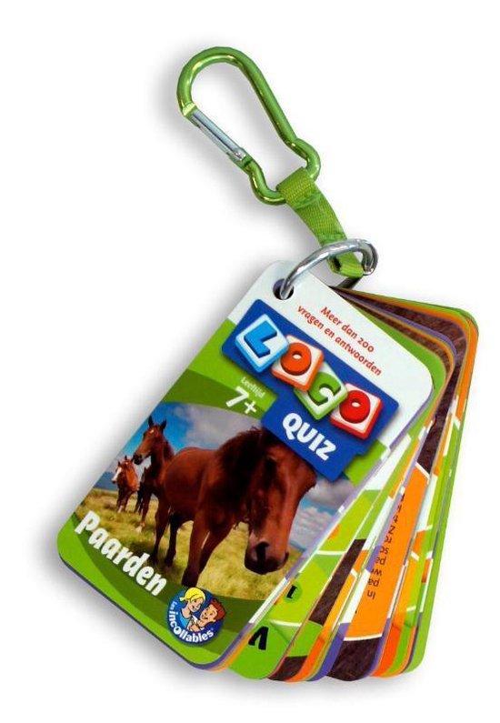 Loco Quiz Paarden - Nvt. |