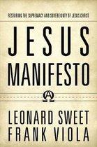 Boek cover Jesus Manifesto van Leonard Sweet