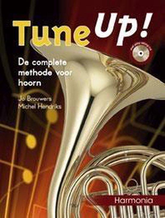 Voor de hoornist Tune Up ! - J. Brouwers  