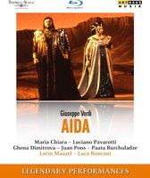 Legendary Performances Aida, Br