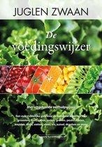 Boek cover De voedingswijzer van Juglen Zwaan (Hardcover)