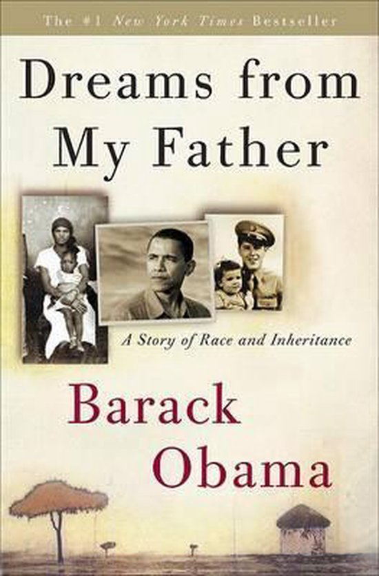 Boek cover Dreams from My Father van Barack Obama (Hardcover)
