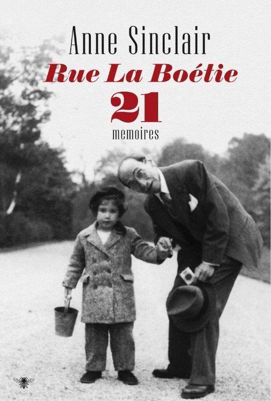 Rue la Boetie 21 - Anne Sinclair |