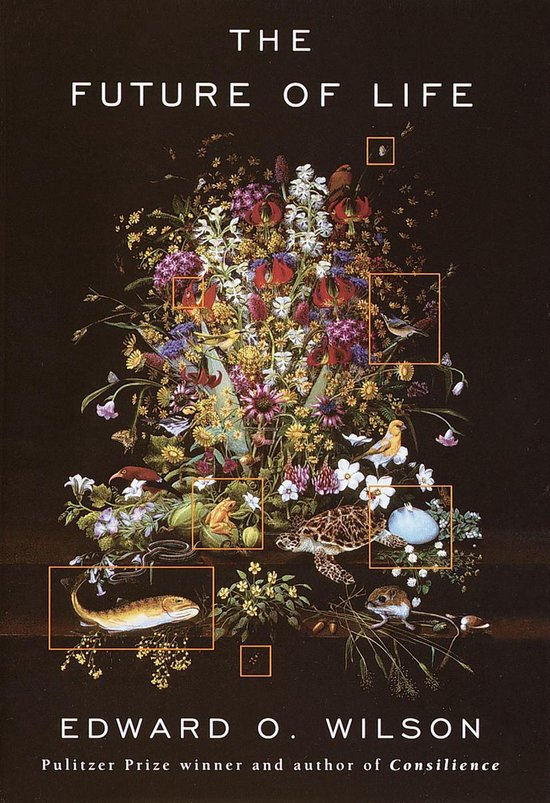 Boek cover The Future of Life van Edward O. Wilson (Onbekend)