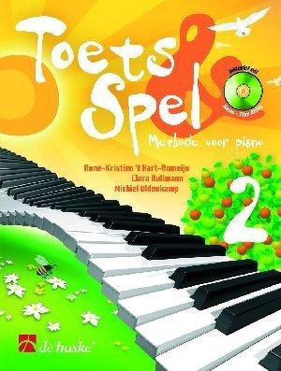 Toets & Spel Deel 2 - Boek met Cd en DVD - M.A. Oldenkamp | Fthsonline.com