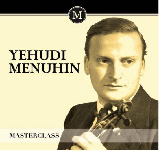 Menuhin Yehudi - Masterclass