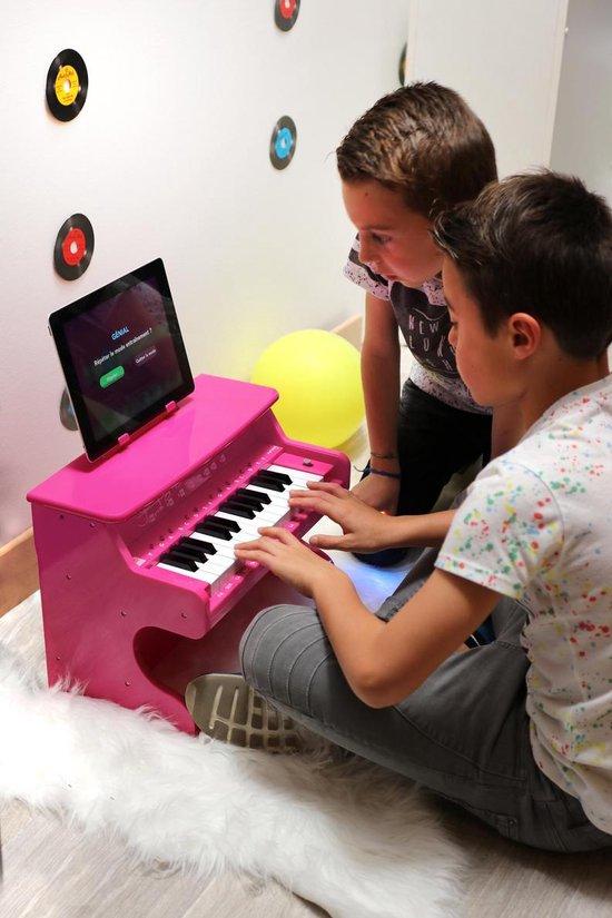 iDance MYPIANO1000PK Digitale Piano met 25 Toetsen - Roze