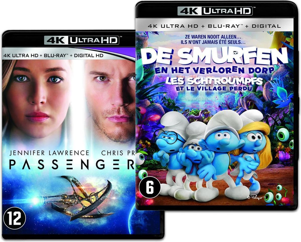 SONY PICTURES PASS+SMURFS+LOST VILLAGE-