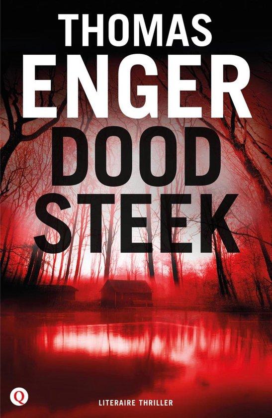 Boek cover Doodsteek van Thomas Enger (Onbekend)