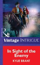 In Sight Of The Enemy (Mills & Boon Vintage Intrigue)