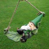 Kabouter relax hangend