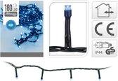 Kerstverlichting - 16,5 meter - Blauw - 180 LED lampjes