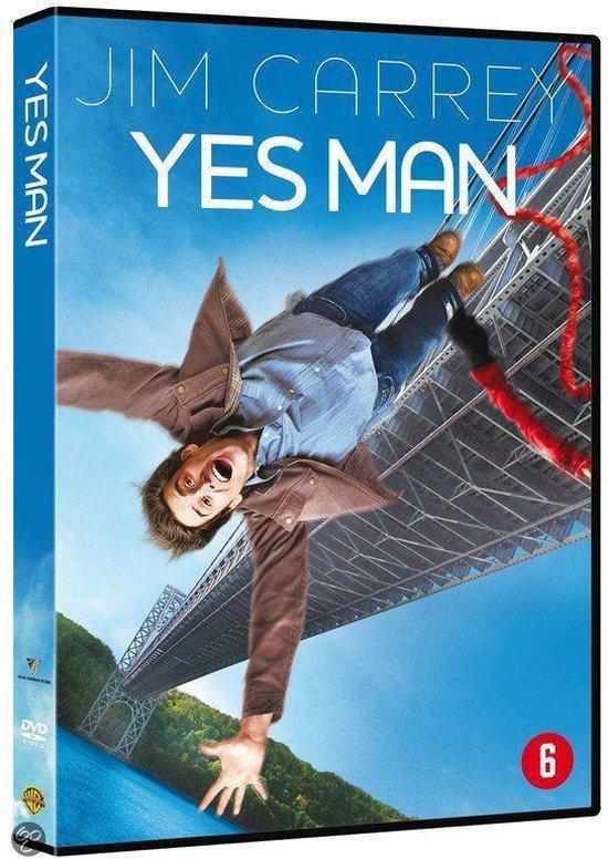 Cover van de film 'Yes Man'