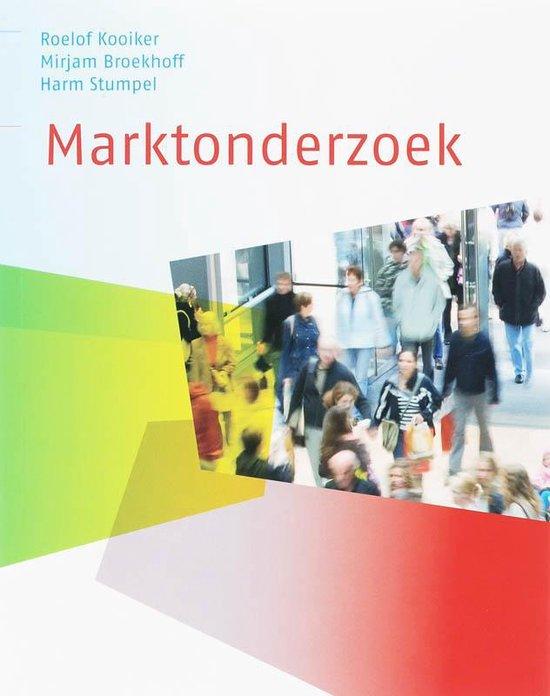 Marktonderzoek - Mirjam Broekhoff |