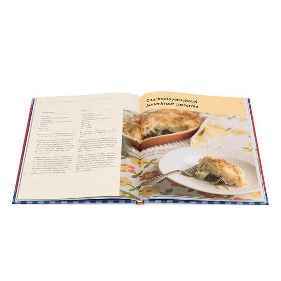 Hollandse gerechten typische Lijst van