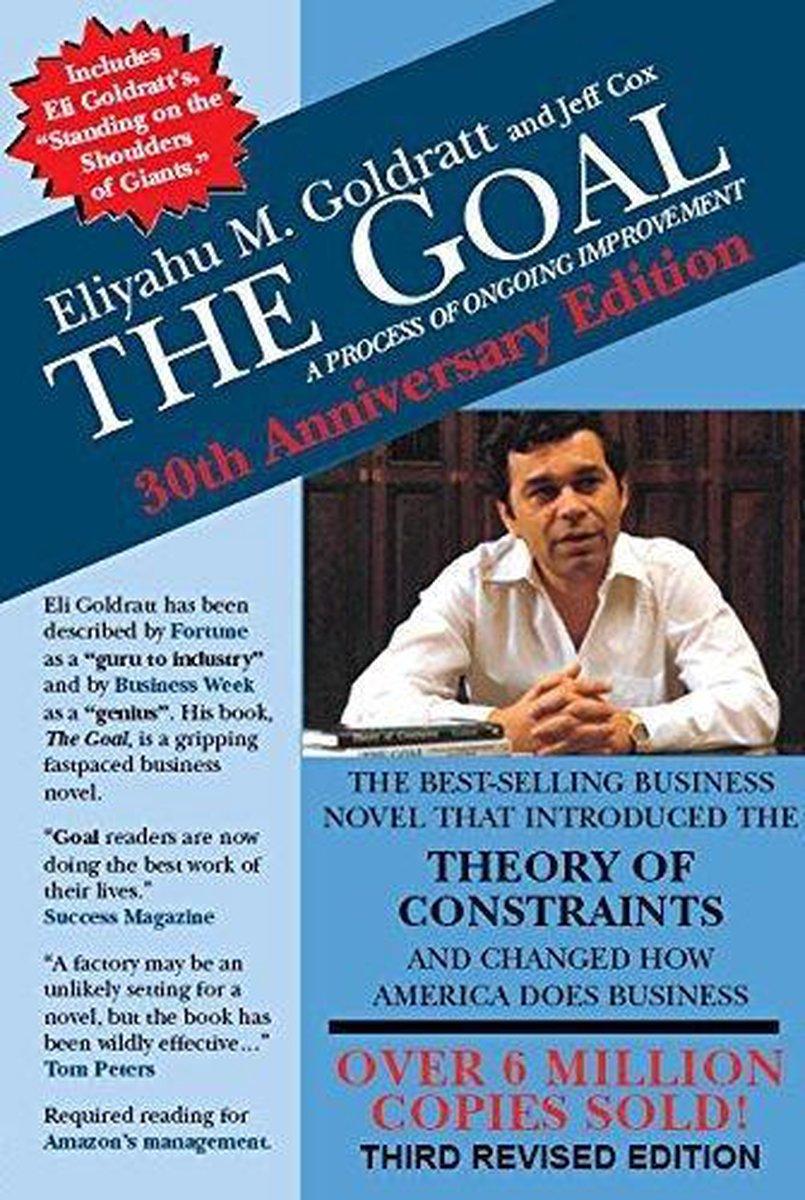 The Goal - Eliyahu M Goldratt
