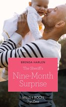 The Sheriff's Nine-Month Surprise (Mills & Boon True Love) (Match Made in Haven, Book 1)