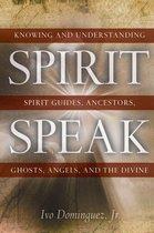 Omslag Spirit Speak